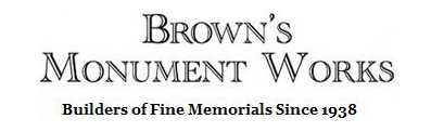Brown's Monument Works  | 412 Main Street Stepney-Monroe, CT | 203-268-9409